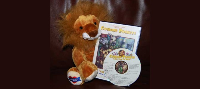 """Courage Pockets – """"A gift from the heart"""""""